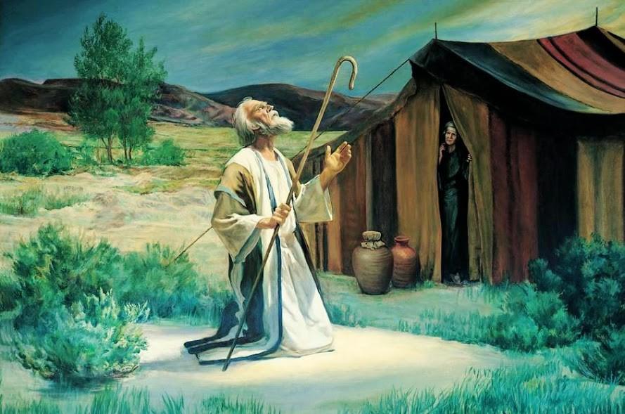 Abraham el amigo de Dios. Introducción y consideraciones